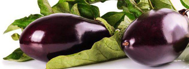 Bild på aubergine