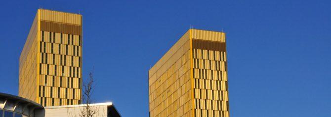 Bild på EU-domstolen