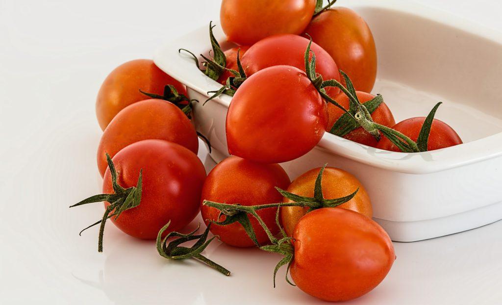 Bild på tomater.